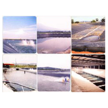 Geomembrane for aquaculture pond,canal and water containment
